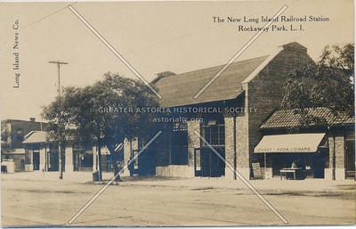 Long Island RR, Bch 116 St., Rockaway Park
