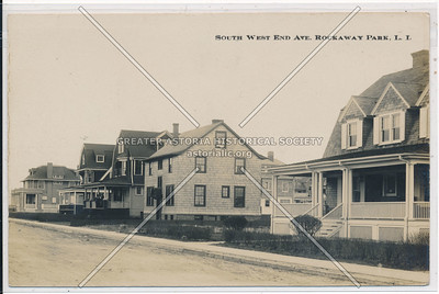 South West End Ave (Bch 122 St), Rockaway Park