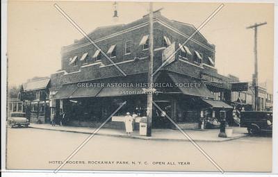 Hotel Rogers, Rockaway Park