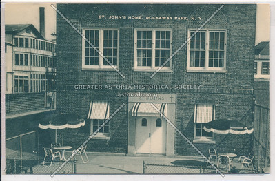 St. John's Home, Rockaway Park