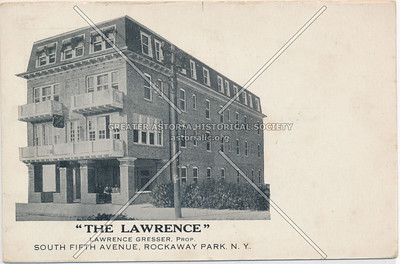"""The Lawrence,"" Rockaway Park"