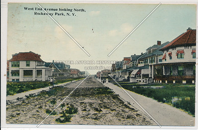 West End Ave (Bch 122 St), Rockaway Park