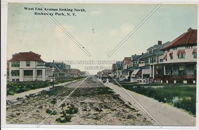 West End Ave (Bch 122 St), Rockaway Park