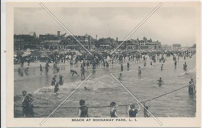 Rockaway Park beach