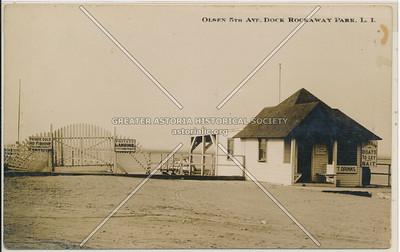 5th Ave Dock (Bch 116 St), Rockaway Park