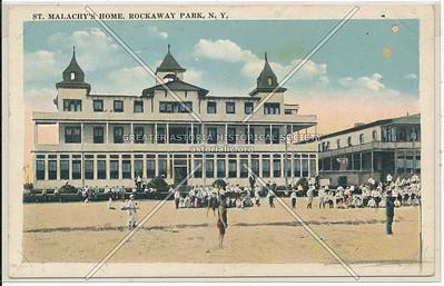 St. Malachy's Orphanage, Rockaway Park