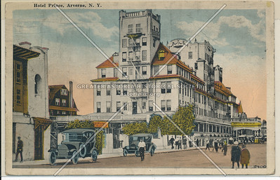 Hotel Prince,  Arverne