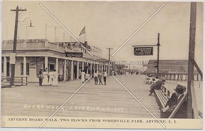 Boardwalk, Arverne