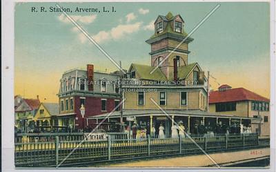Arverne LIRR station
