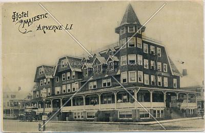 Hotel Majestic,  Arverne