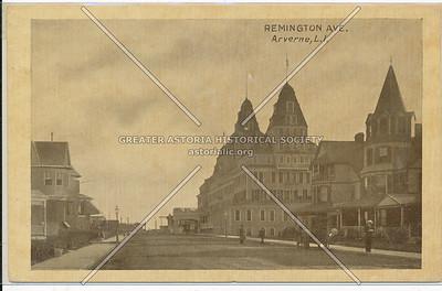 Arverne Hotel, Bch 69 St.,  Arverne