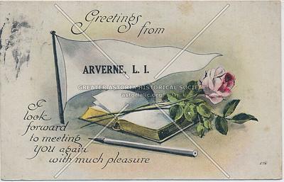 Greetings from Arverne