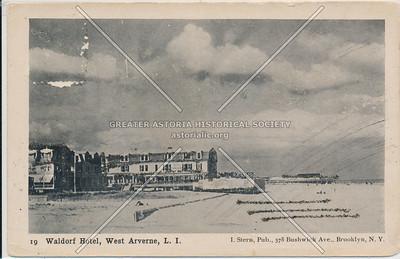 Waldorf Hotel,  Arverne
