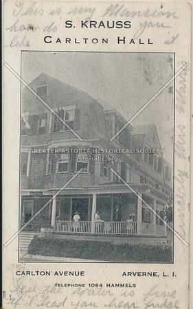 Carlton Hall, Beach 71 St, Arverne