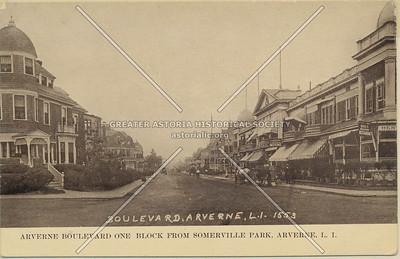 Arverne Boulevard, Arverne