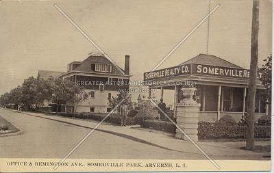 Somerville Park, Bch 69 St., Arverne