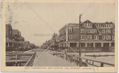 Cambridge Hotel, Bch 66 St., Arverne