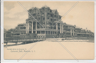 Colonial Hall,  Arverne