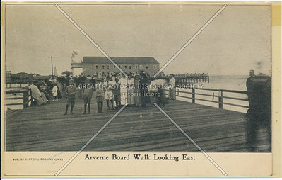 Boardwalk,  Arverne