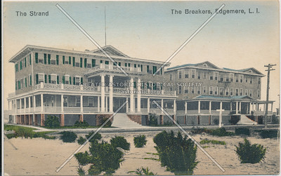 The Strand, The Breakers,  Edgemere