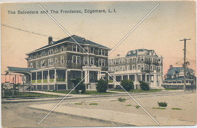 The Belvedere, The Frontenac,  Edgemere