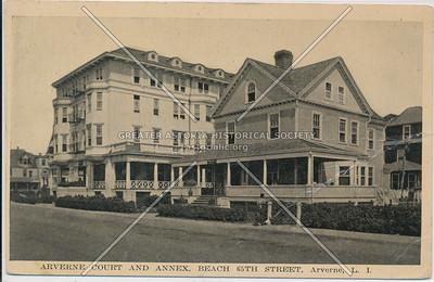 Arverne Court and Annex