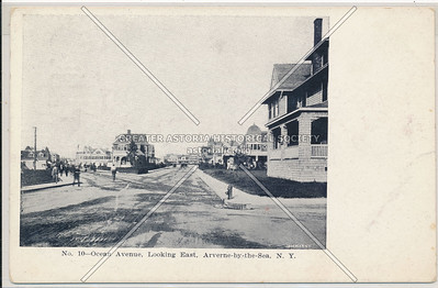 Ocean Avenue,  Arverne
