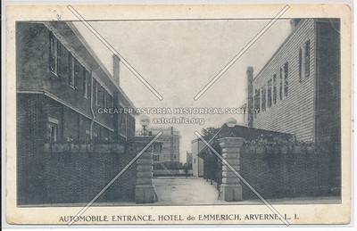 Hotel de Emmerich,  Arverne