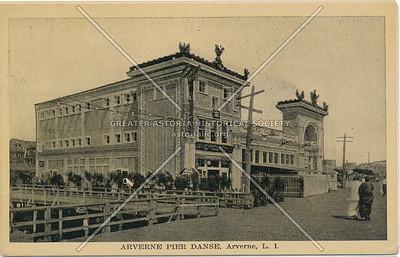 Arverne Pier