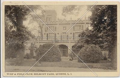 Turf & Field Club, Belmont Park, Queens, L.I.
