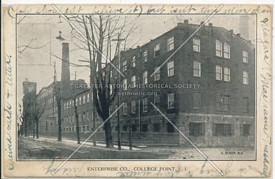 Enterprise Co., College Point, L.I.