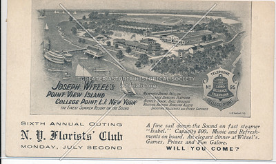 N.Y. Florists Club, College Point, L.I.