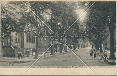 Fourth Ave (18 Ave), College Point, N.Y.
