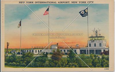 New York International Airport, NYC.