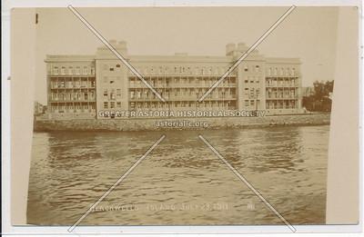 Blackwells Island, July 23, 1911.