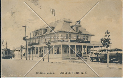Zehden's Casino, College Point, N.Y.