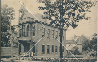 Exempt Firemen's Association, 14th St (123 St), College Point, N.Y.