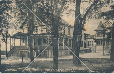 Donnelly's Boulevard Hotel, College Point, N.Y.