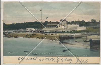 Knickerbocker Yacht Club, College Point, N.Y.