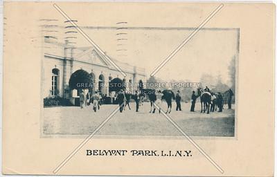 Belmont Park, L.I., NYC.