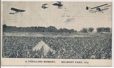 Belmont Park, 1910.