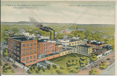 Traun Rubber Company, College Point, N.Y.