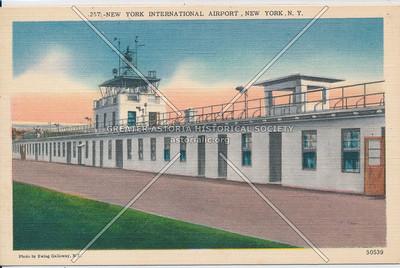 New York International Airport, N.Y.