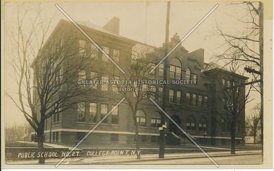 Public School No. 27, College Point, N.Y.