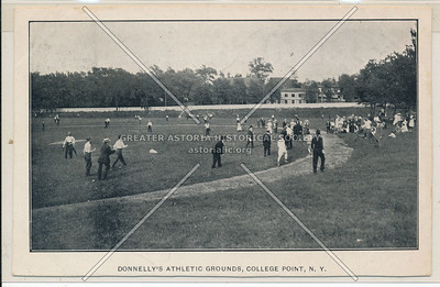 Donnelly's Athletic Grounds, College Point, N.Y.