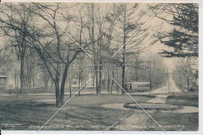 Stratton's Point, 13th St (College Point Blvd), College Point, N.Y.