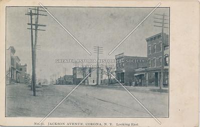 Jackson Ave (Northern Blvd)  Corona