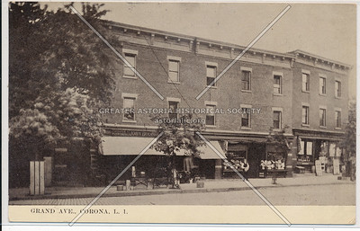 Grand Ave (Corona Ave) Corona
