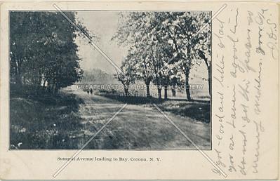 Summit Ave (114 St),  Corona