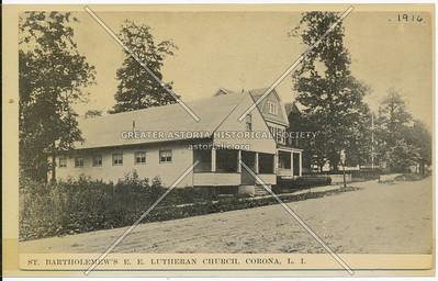St. Bartholomew's Lutheran Church, Corona